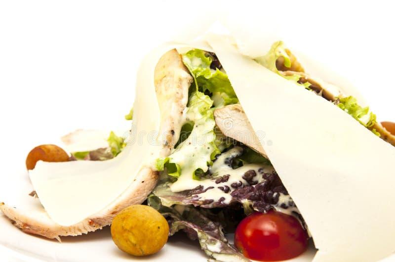 Download Salat stockbild. Bild von koch, imbiß, abendessen, schmieröl - 27725063