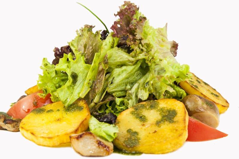 Download Salat stockfoto. Bild von kochen, essen, hintergrund - 27727842