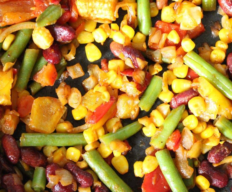 Download Salat stockfoto. Bild von paprika, mais, frisch, gemüse - 90236172