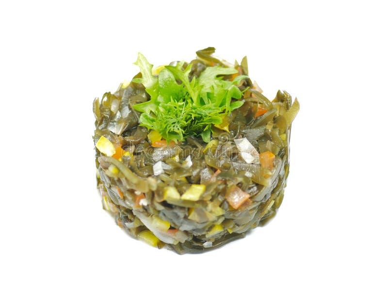 Salat vom Strandkohl stockfotografie