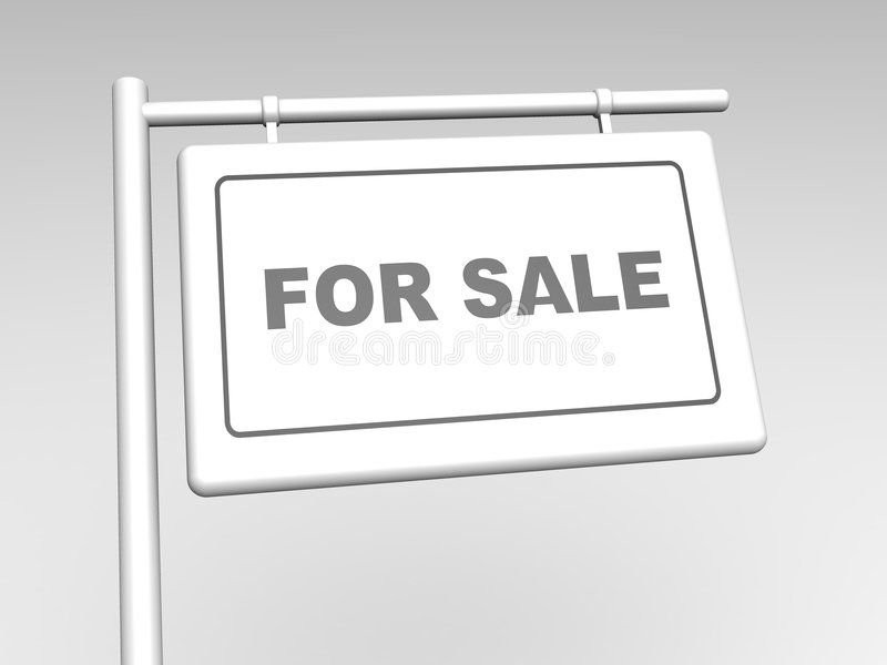 Download For sale stock image. Image of marketing, agent, lease - 2324335