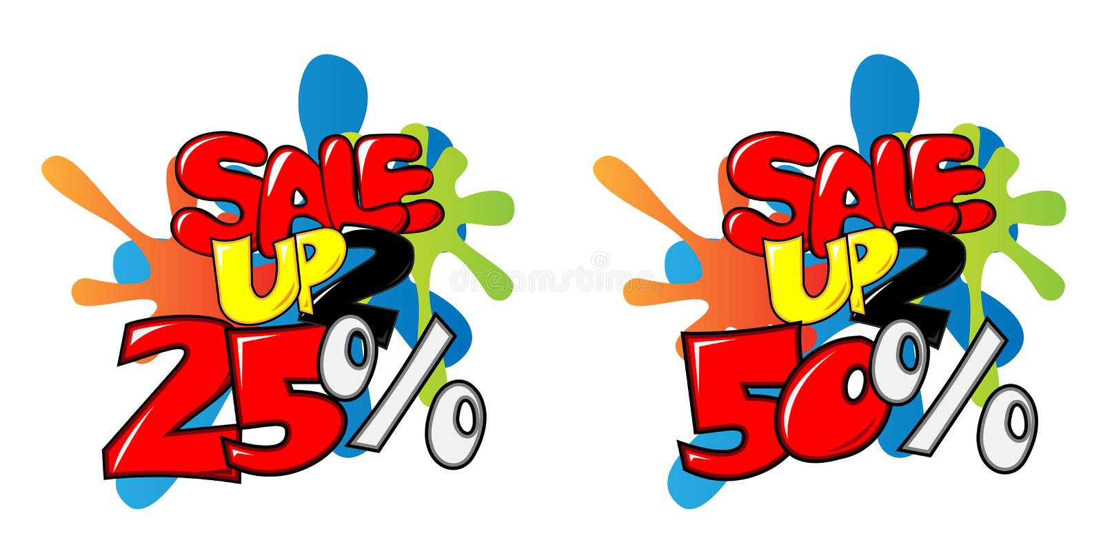 Download Sale stock vector. Image of sign, trade, shopping, offer - 25820518