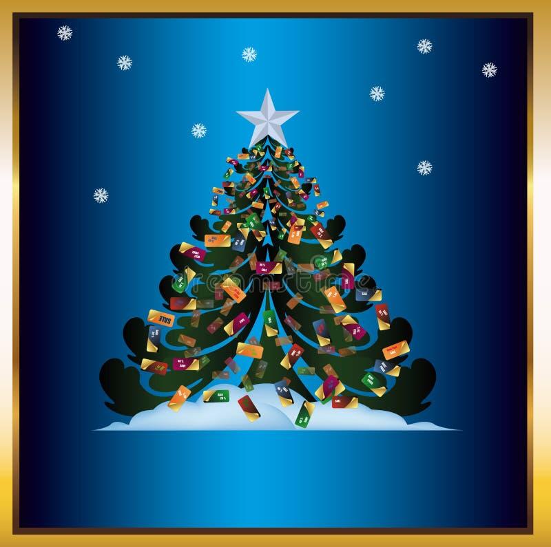 Download Sale stock illustration. Image of decoration, holiday - 28197352