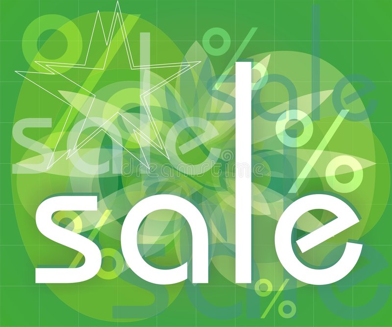 Download 'sale' stock vector. Illustration of shopping, clearance - 3978181