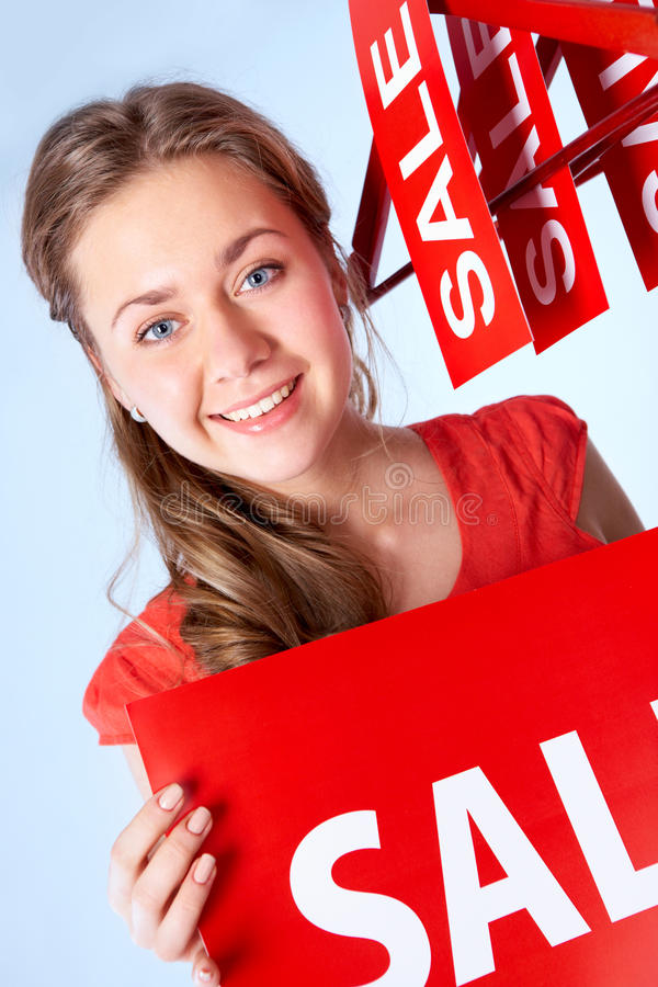 Download Sale Announcement Stock Image - Image: 23780961