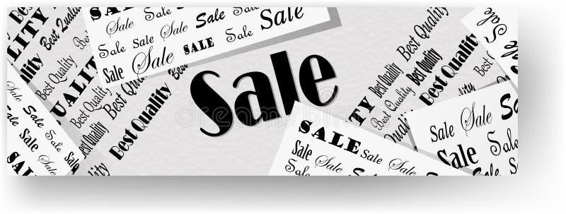 Download Sale stock vector. Image of discount, design, original - 33407752