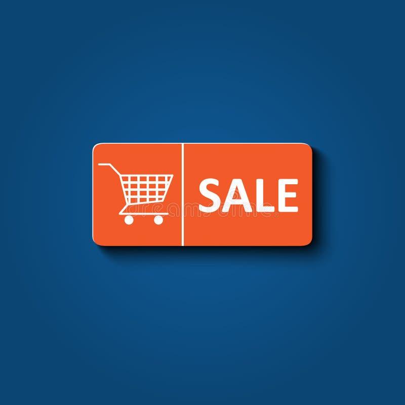 Download Sale card design stock vector. Image of marketing, promotional - 37522649