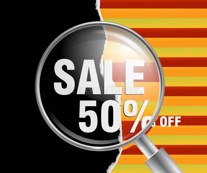 Sale Concept vector illustration