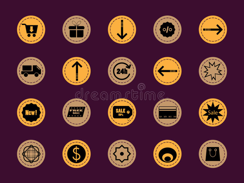 Download Sale icon stock vector. Image of money, coin, internet - 35500353