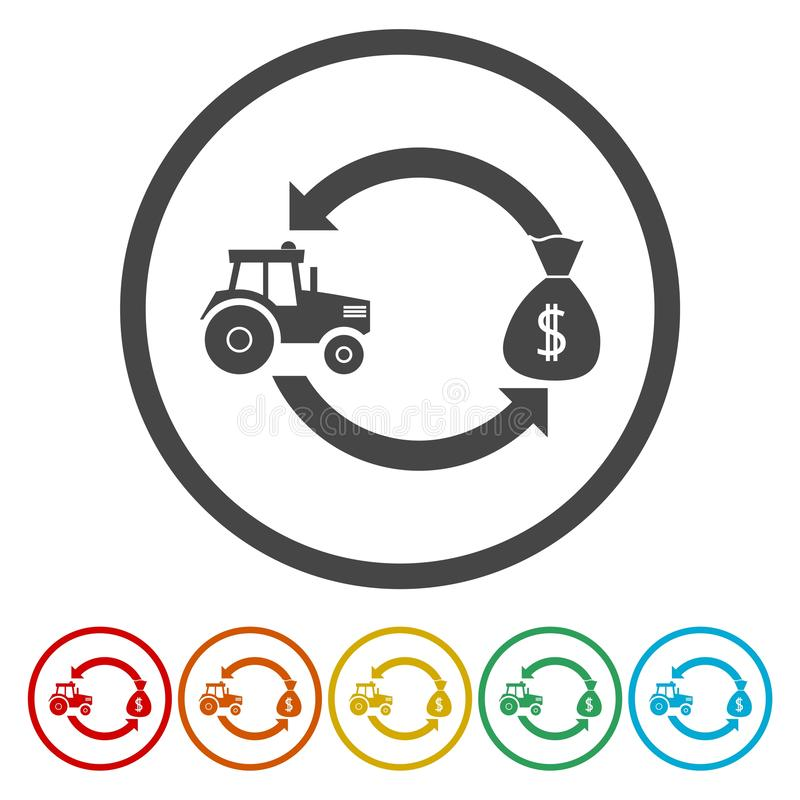 For Sale icon or sign, vector illustration stock illustration