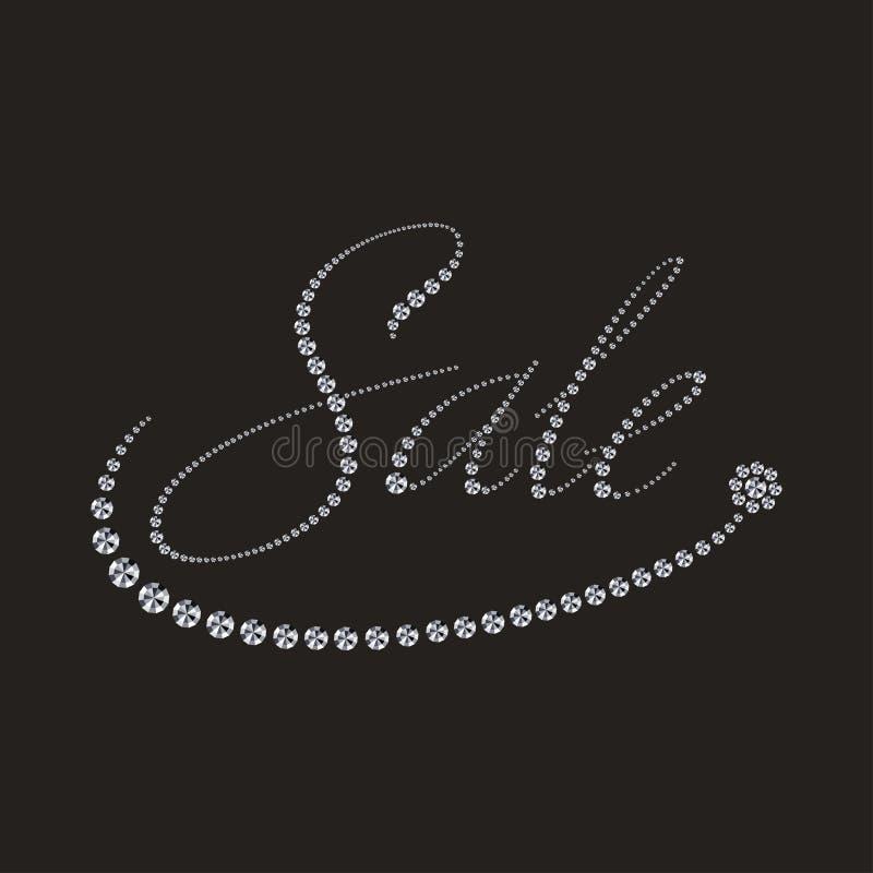 Sale label stock illustration