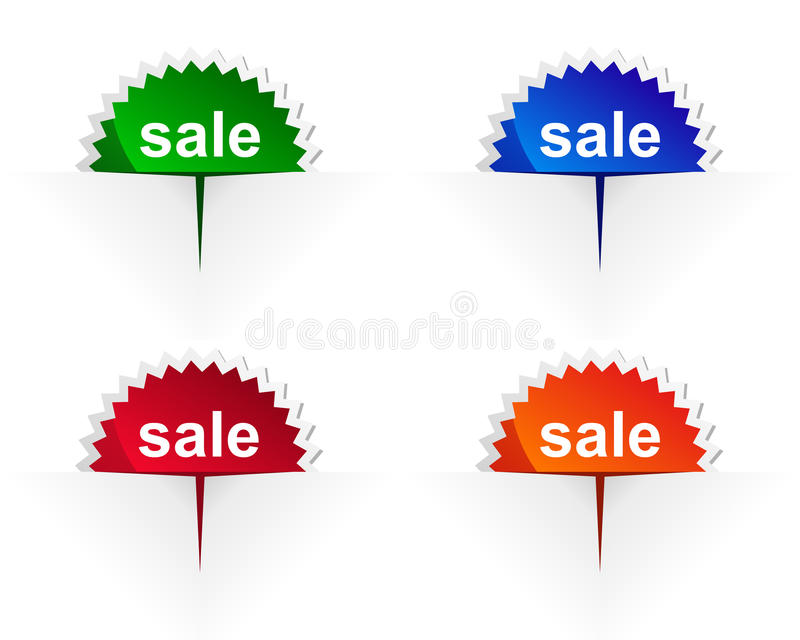 Sale Label Royalty Free Stock Images