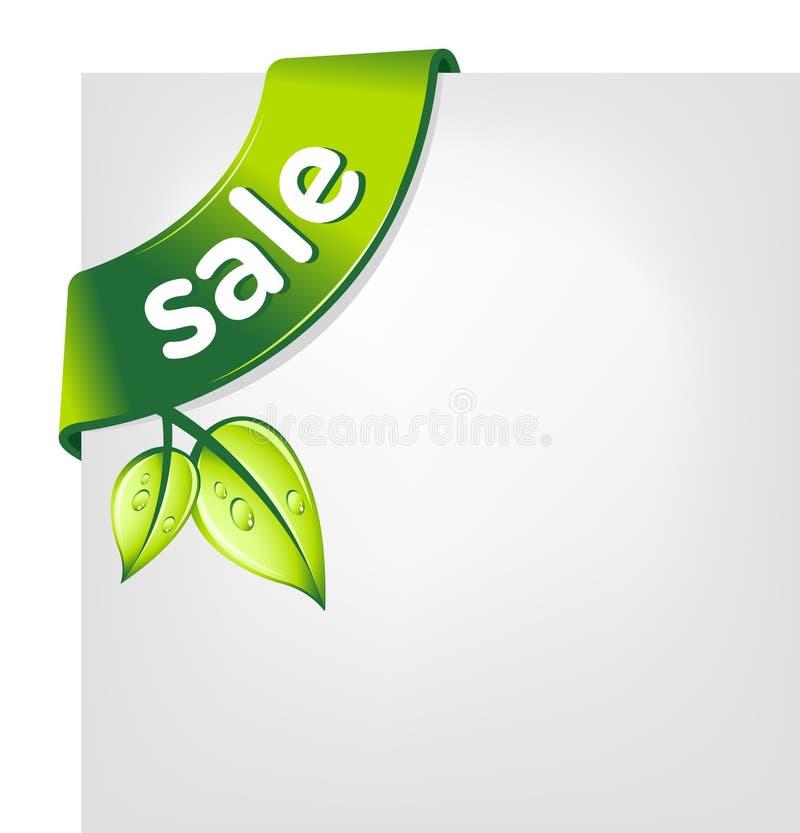 Download SALE ribbon stock illustration. Illustration of ribbon - 9628322