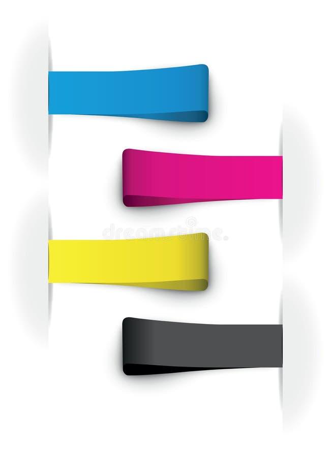 Sale Ribbon Tags Royalty Free Stock Photo