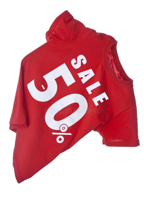 Sale Shirt Stock Photo