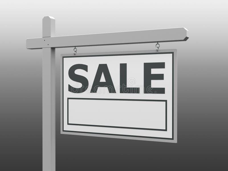Sale signpost vector illustration