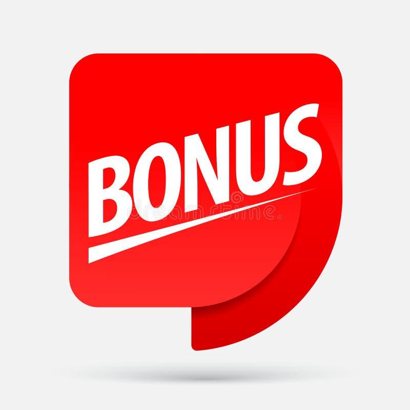Sale of special offers. Bonus buyer. stock illustration
