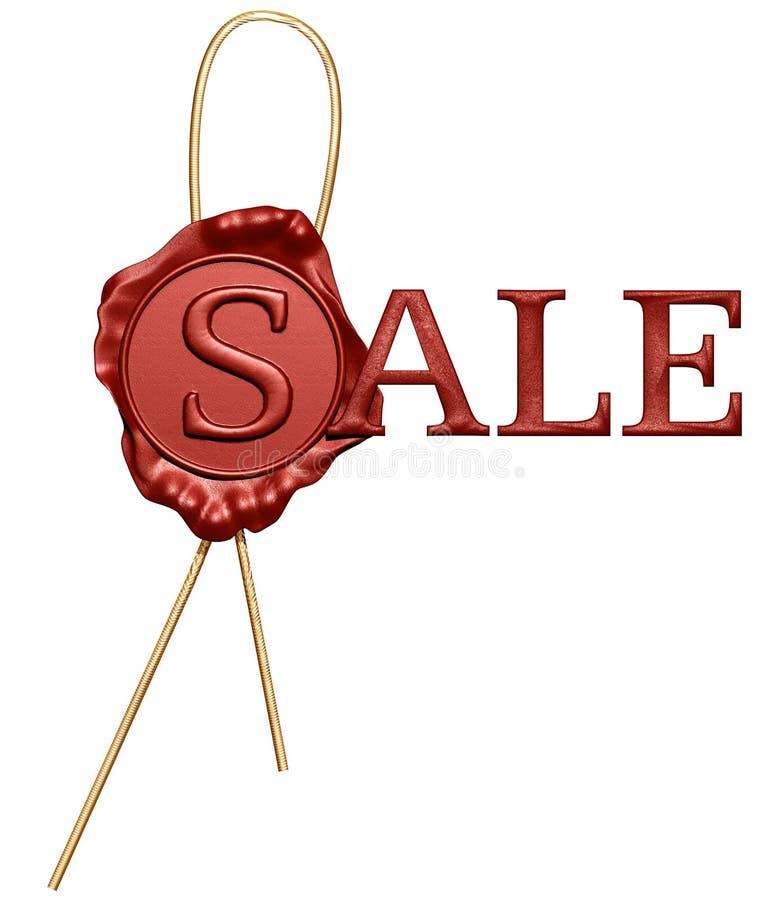 Download Sale stamp stock illustration. Illustration of mark, illustration - 24564992