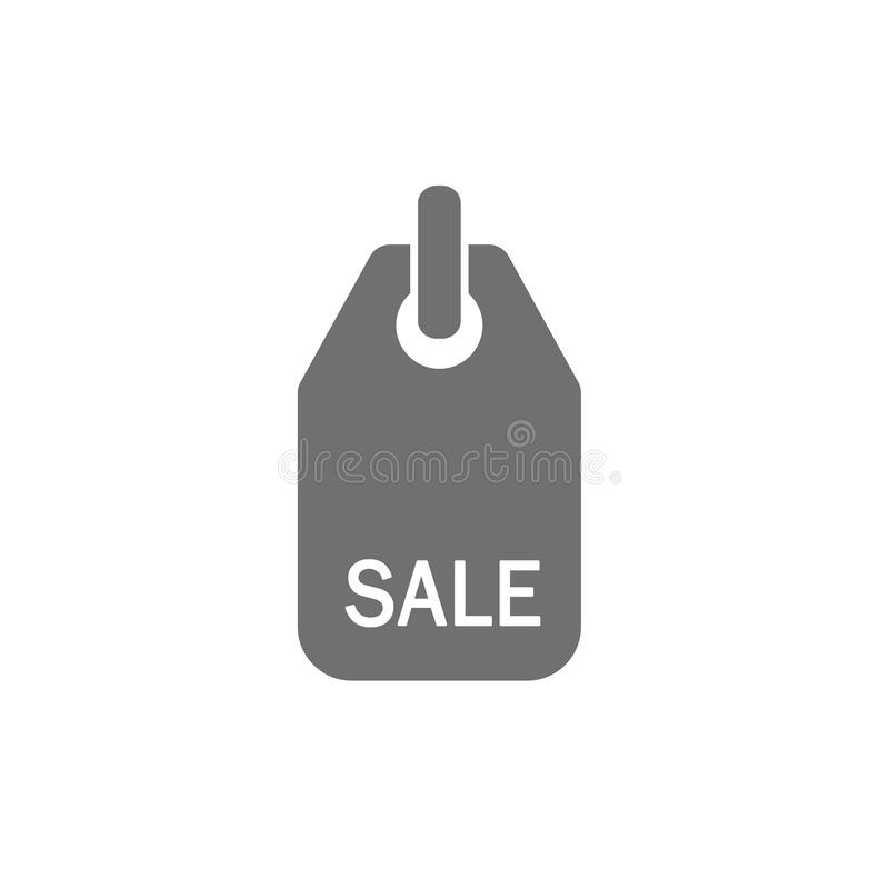 Sale tag symbol. Graphic elements for your design. Eps 10 stock image