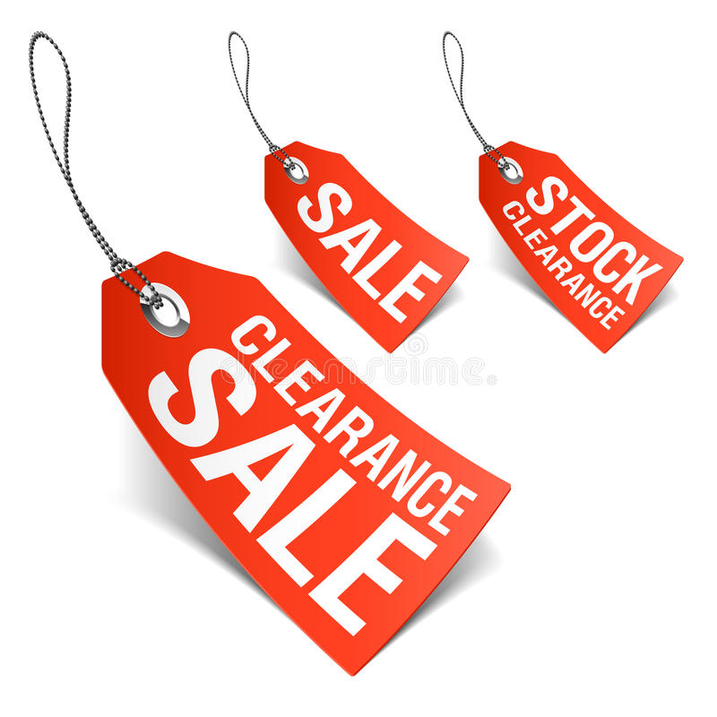 Free Sale Tags Stock Images - 18787034