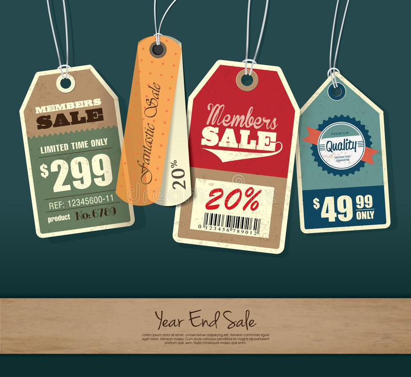 Download Sale Tags Royalty Free Stock Photo - Image: 35037275