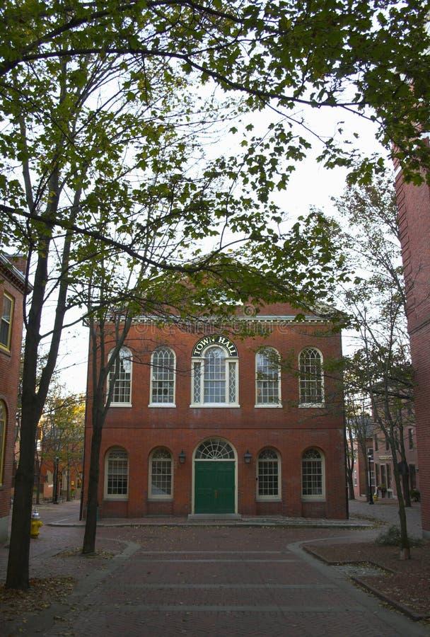 Salem, Massachusetts fotografía de archivo