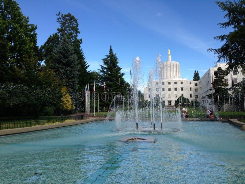 Salem Oregon immagini stock
