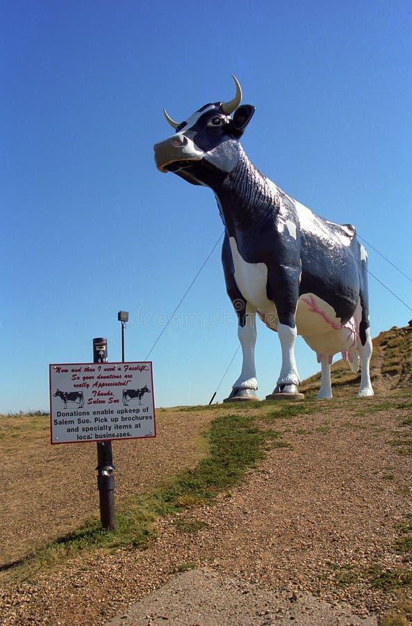 Salem Sue du Dakota du Nord photo stock