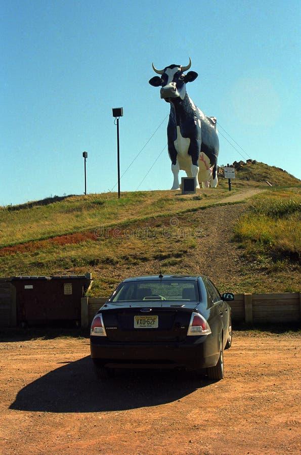 Salem Zaskarża Północny Dakota zdjęcie royalty free