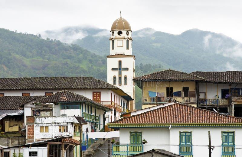 Salento,哥伦比亚 库存图片