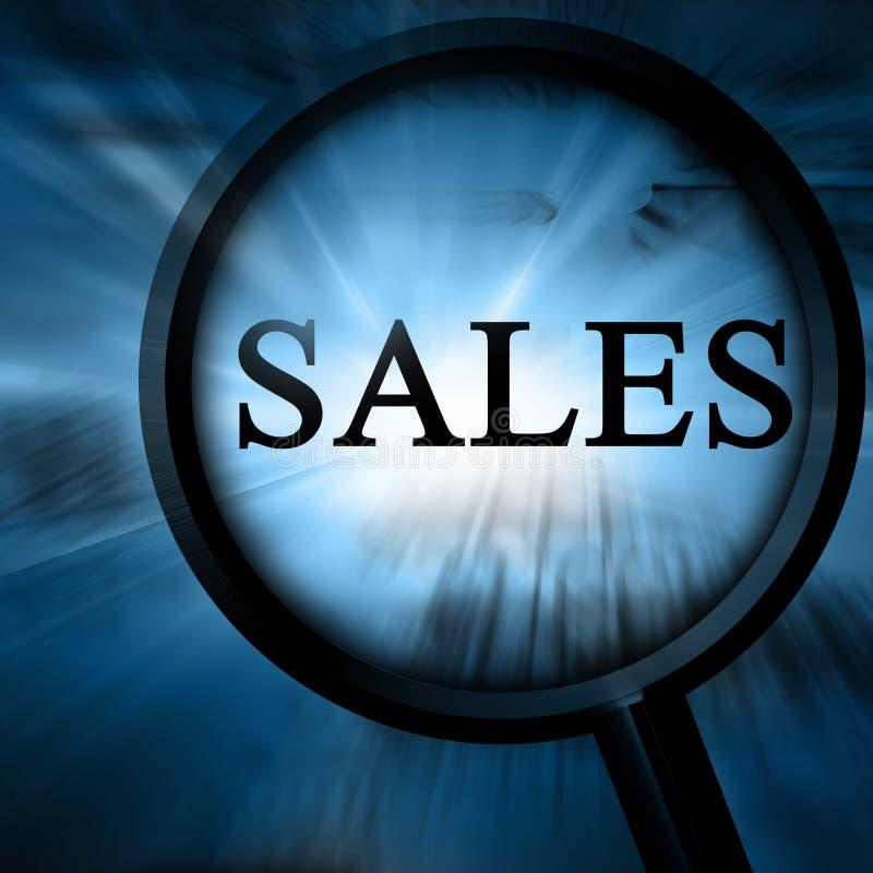 Sales stock illustration