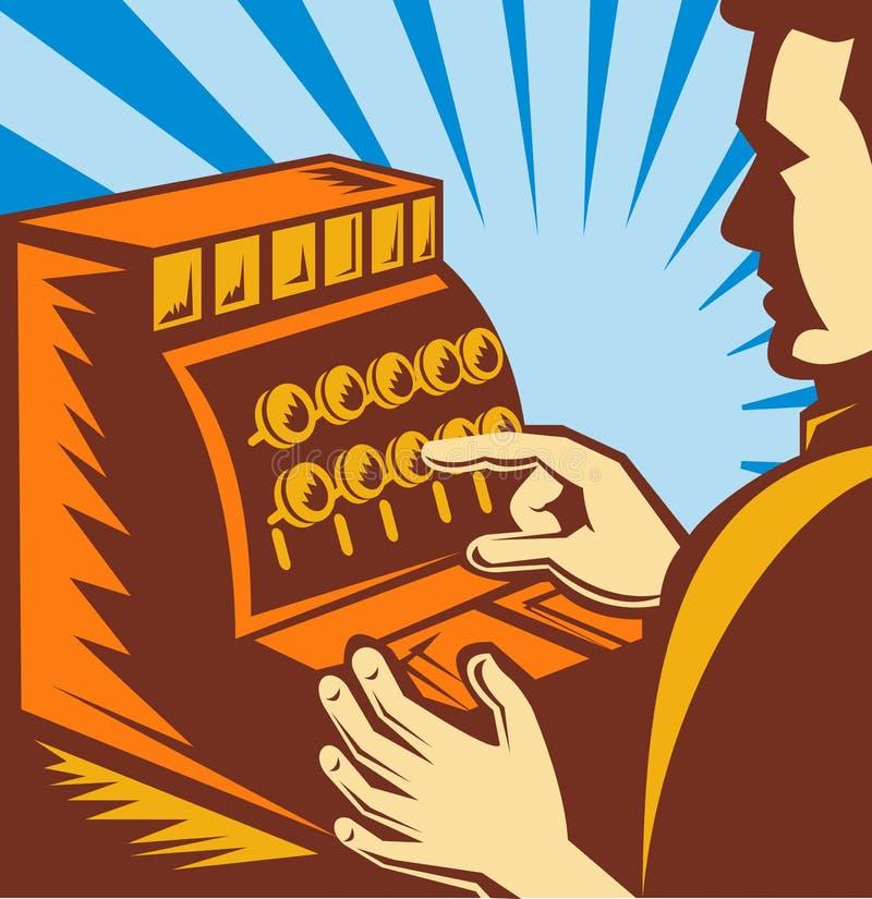 Download Sales Cashier Cash Register Till Stock Photos - Image: 12890723