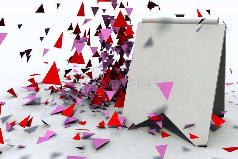 Download Sales display stock illustration. Illustration of triangle - 1834682