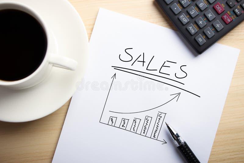 Sales Growth stock photos