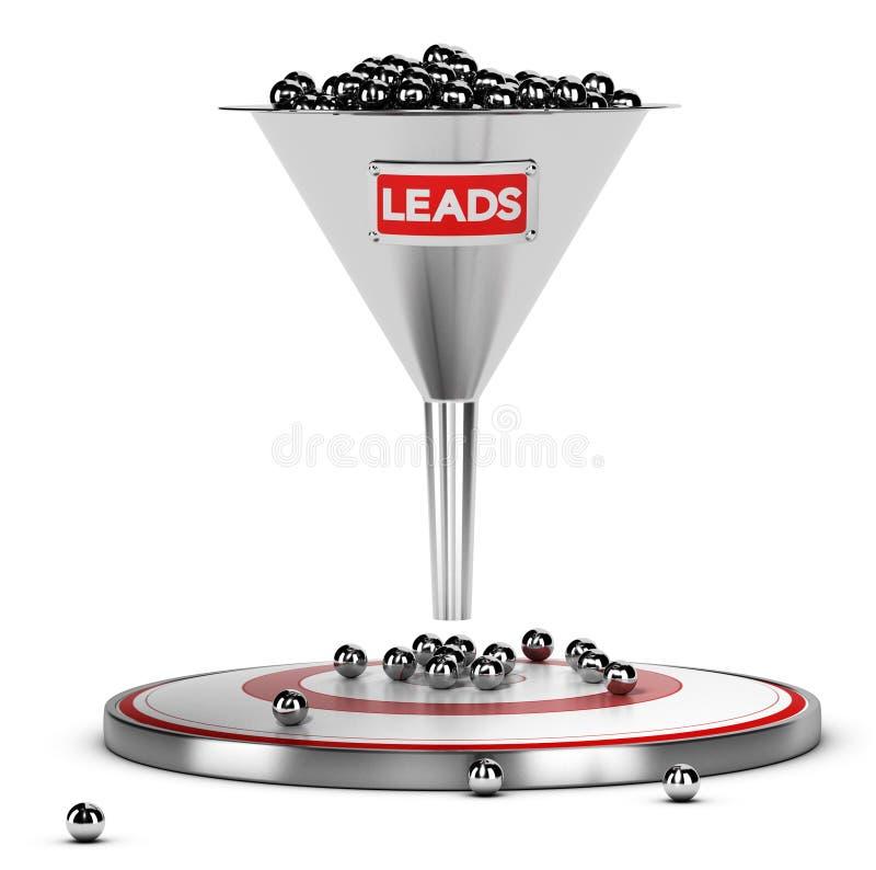 Free Sales Lead Nurturing Stock Photography - 66089772