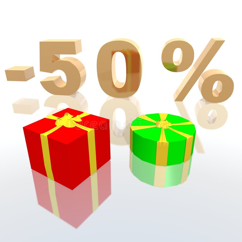sales promotion vector illustration