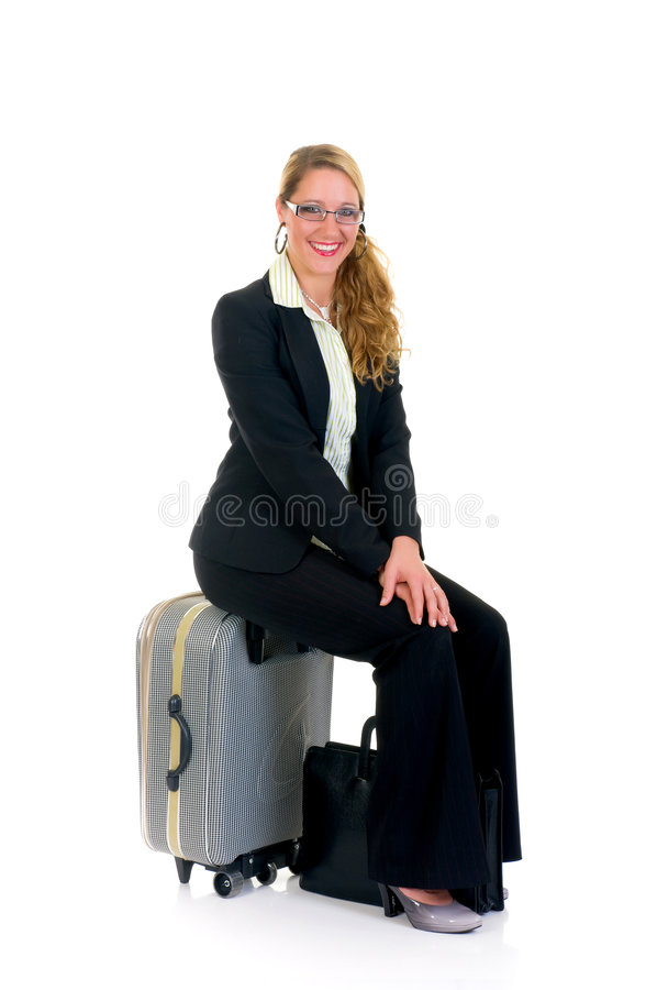Download Sales Representative, Traveler Royalty Free Stock Images - Image: 9093049