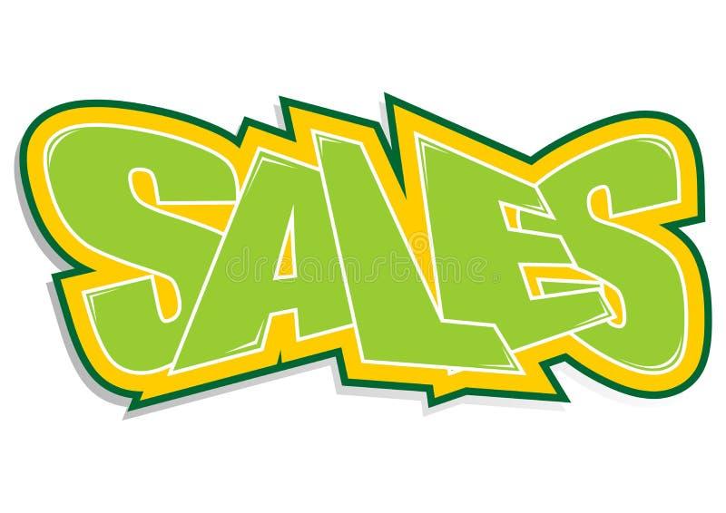 Download Sales sticker stock vector. Illustration of detach, attach - 8715529