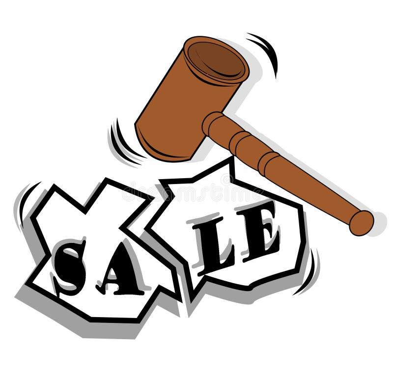 Sales torn stock photo