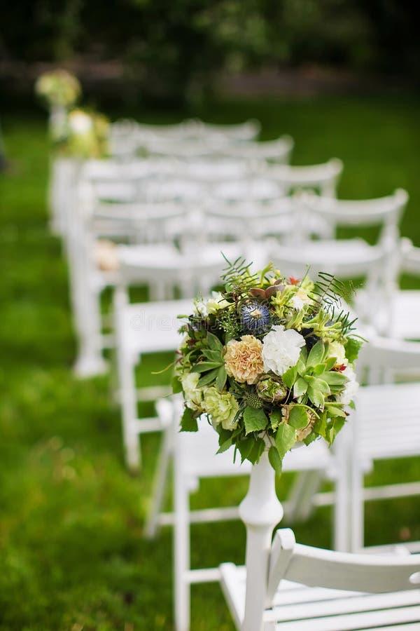 Salga las bodas del registro foto de archivo libre de regalías