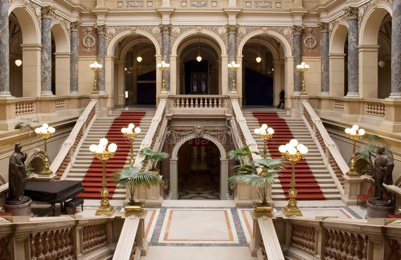 sali sławy fotografia royalty free