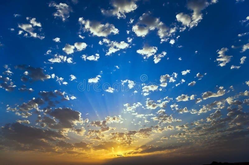 Download Salida del sol imagen de archivo. Imagen de dramático - 41918669