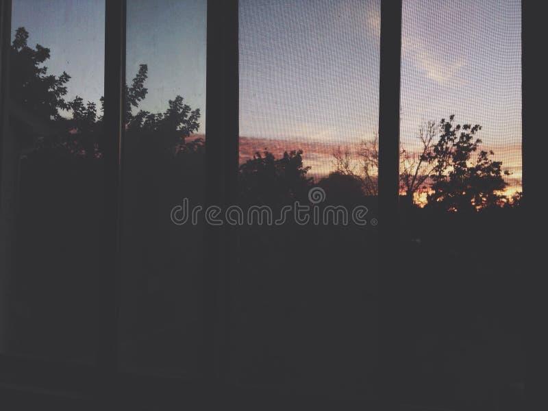 Salida del sol de la madrugada imágenes de archivo libres de regalías