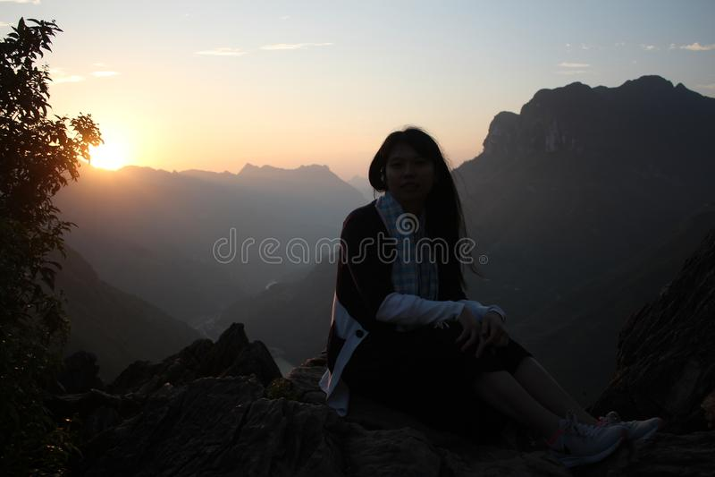 Salida del sol en mA pi Leng