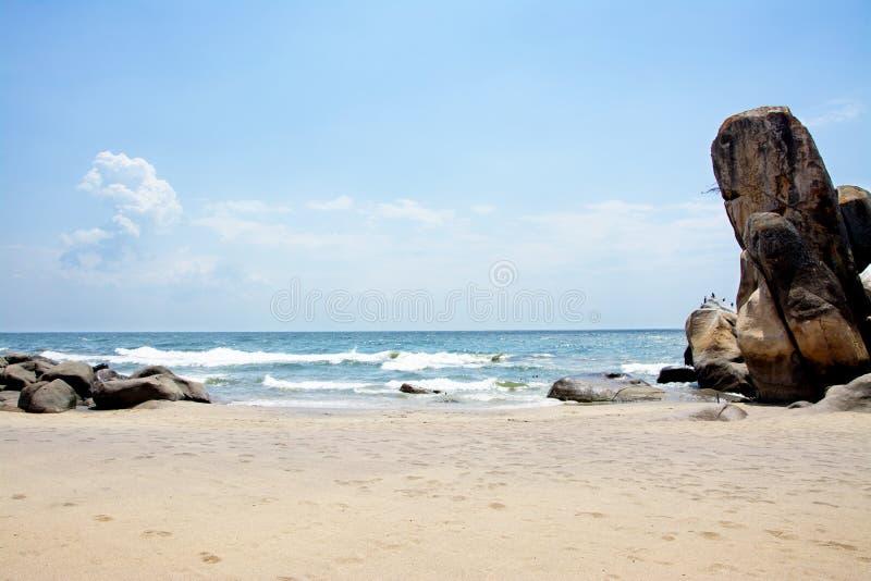 Salima Beach sjö Malawi, Afrika royaltyfri foto