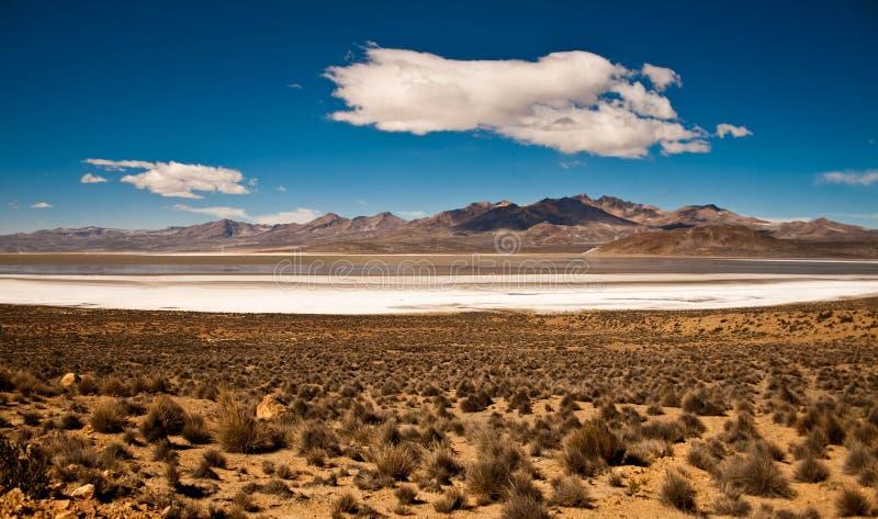 Saline di Las, Perù immagine stock libera da diritti
