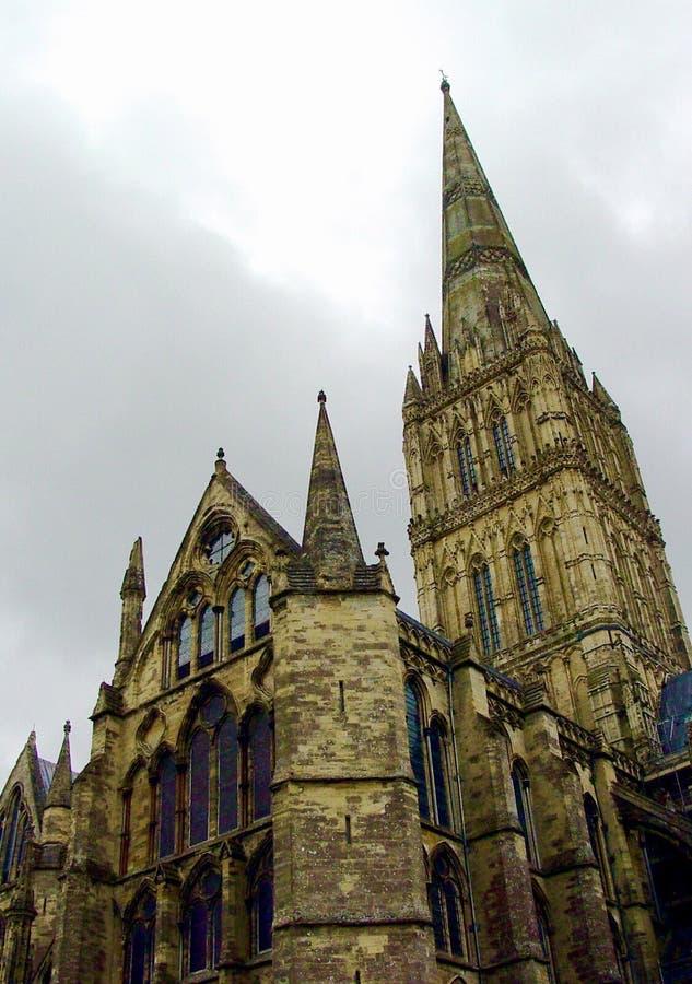 Download Salisbury-Kathedrale stockbild. Bild von salisbury, england - 106803275