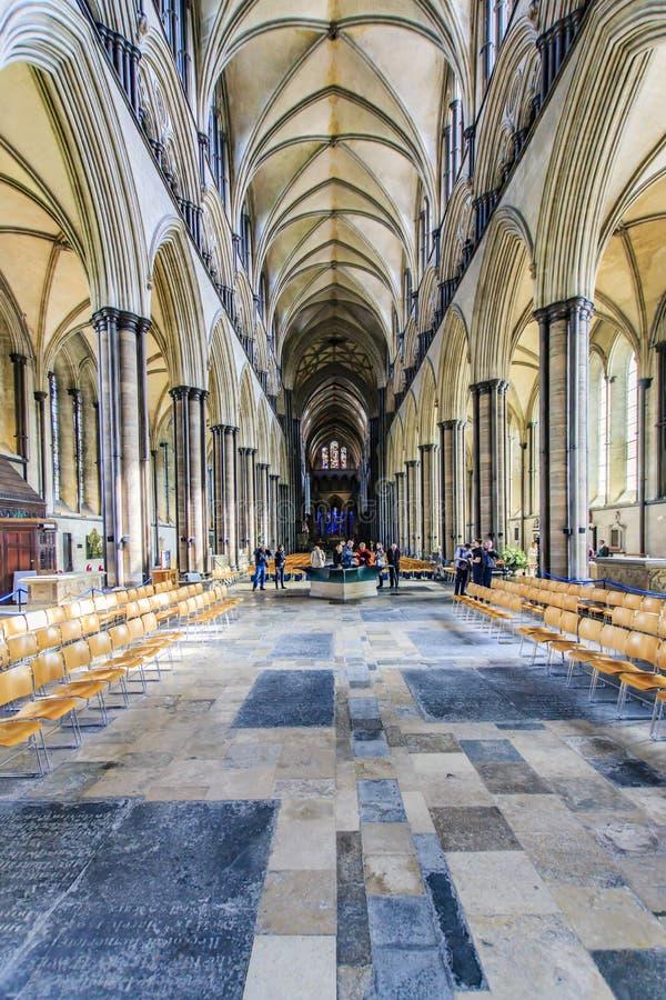 Salisbury, Wiltshire, England, Great Britain. stock images