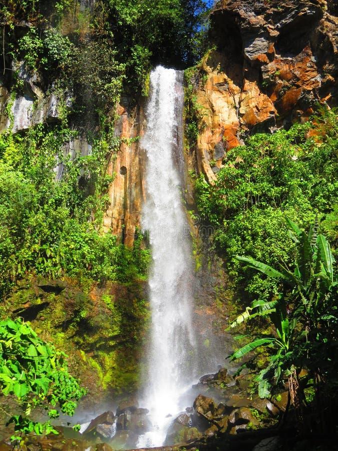 Free Salitral Waterfall Royalty Free Stock Photo - 56451045