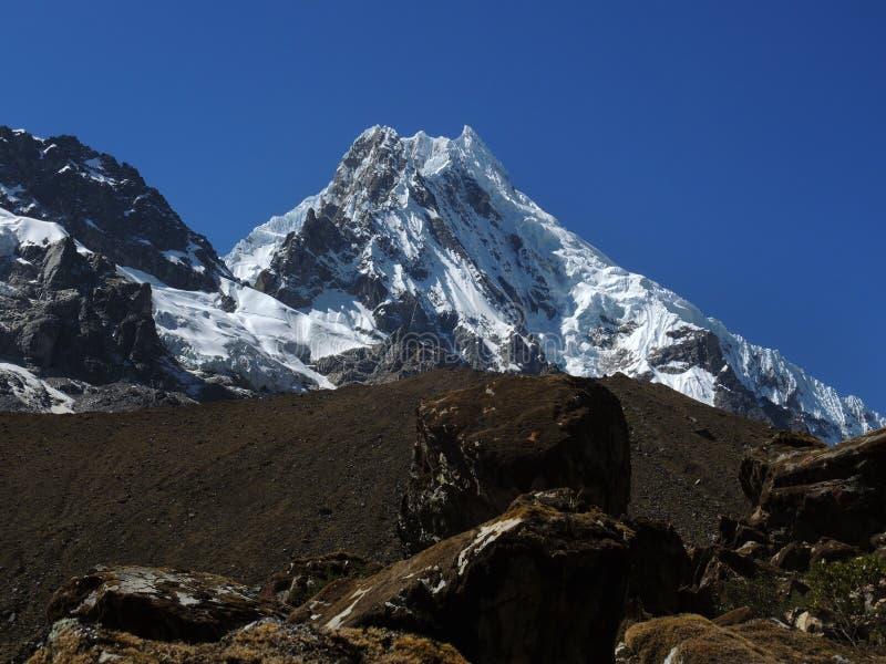 Download Salkantay Inca Trail Dans Cusco, Pérou Image stock - Image du latin, antique: 77157439